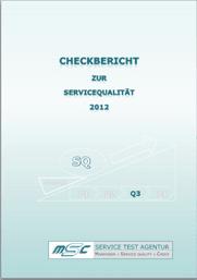 MSC - Ihre Vorteile Checkbericht